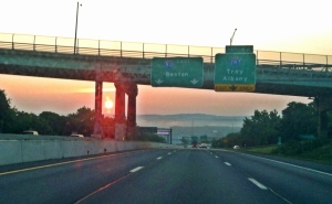 The Road to Boston, 620 AM