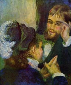 Conversation - Renoir