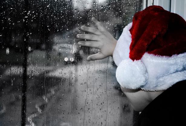 rainy-christmas