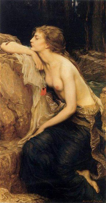 Lamia_by_Herbert_James_Draper_(1909)
