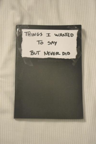 thingsiwantedto-say