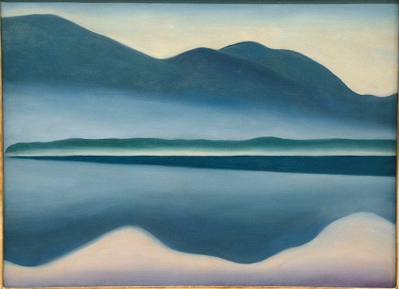 okeefe-lake-young-painting