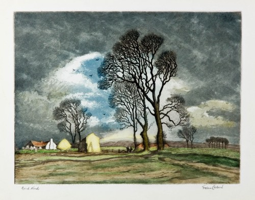 March Winds, by Graham Clilverd FRSA - 1949